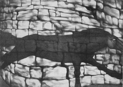 Su Xinping 苏新平, 'The Wall', 1990