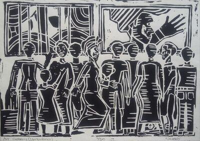 Thabo Sibeko, 'Art Gallery', 2017