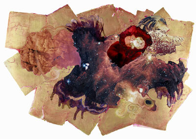 Maggie Roberts, 'The Galaxy's Threatened Heart', 2011