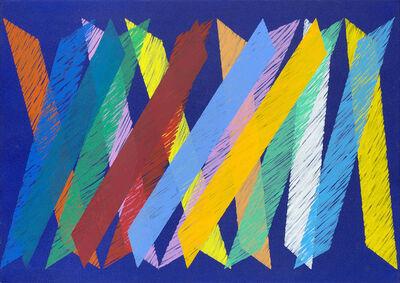 Piero Dorazio, 'Night Club - recente', 2004