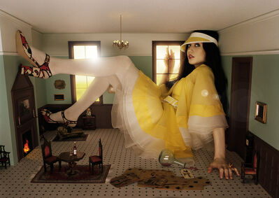 Lorenzo Agius, 'Lizzy Jagger', 2006