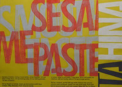 Mequitta Ahuja, 'Sesame Paste', 2018