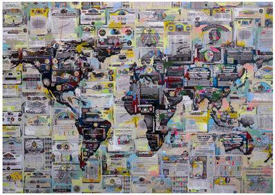 Fabio Coruzzi, 'Geobond #5', 2018
