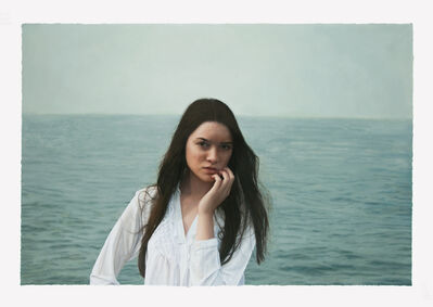 Yigal Ozeri, 'Untitled (Aquabella)', 2012