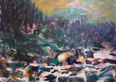 Friedemann Hahn, 'Im Schwarzwald I', 2011