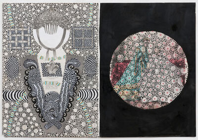Roz Leibowitz, 'The Glass Beads', 2009