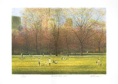 Harold Altman, 'Central Park', 1998