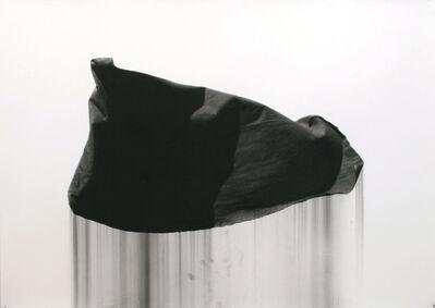 Paul Jacobsen, 'Charcoal Flag XL', 2012