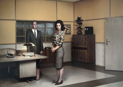 Erwin Olaf, 'The Boardroom', 2004