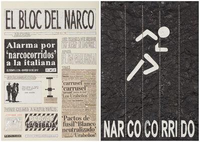 Camilo Restrepo, 'El Bloc Del Narco #11', 2016