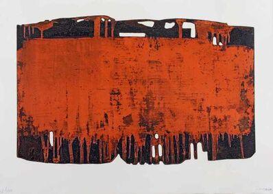 Pierre Soulages, 'Eau-forte XXV', 1974