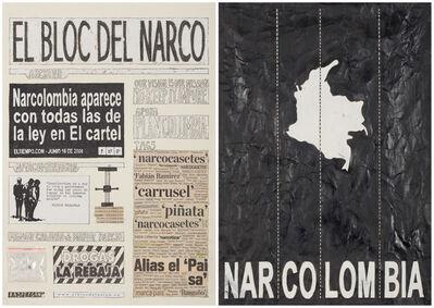 Camilo Restrepo, 'El Bloc Del Narco #12', 2016
