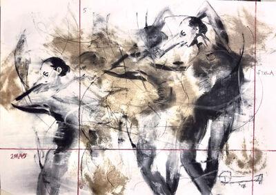 Riaan van Zyl, 'Technical Movement Sketch 27', 2019