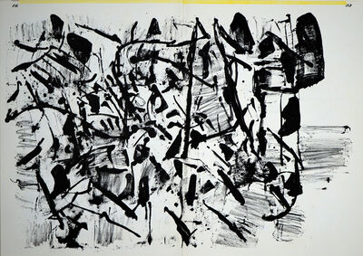 Jean-Paul Riopelle, 'Untitled (from One Cent Life)', 1964