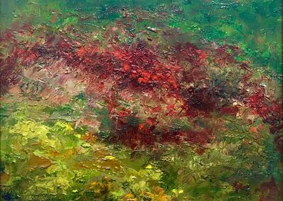 Ken Beck, 'Beach Lavender: #2', 2005