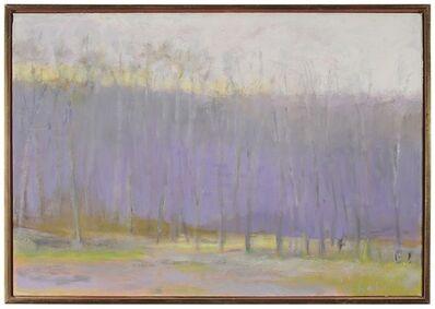 Wolf Kahn, 'In Massachusetts', 2000