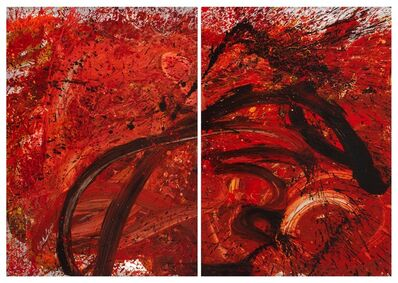 """C.N. Liew, 'Ode To the Plum Blossoms Tune: """"Song of Divination"""" ', 2010"""