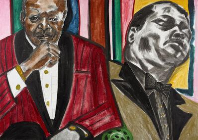 Frederick James Brown, 'Oscar Peterson', 2005