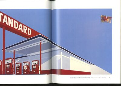 Ed Ruscha, 'Ed Ruscha (Hand Signed and inscribed to former owner of 20th Century Fox) ', 2000