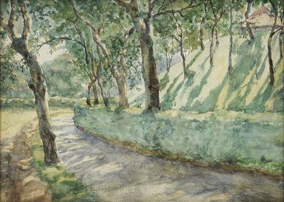 Joseph Henry Sharp, 'Apple Trees, Bavaria'