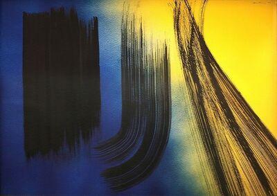 Hans Hartung, 'P1973-C38', 1973
