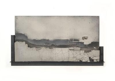 Margaret Boozer, 'Concrete Landscape Study 1', 2017