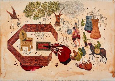 Shiva Ahmadi, 'The Mesh', 2016