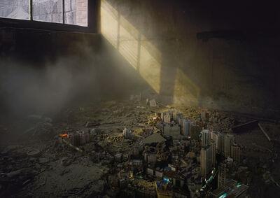 Jiang Pengyi, 'Unregistered City No. 1', 2008