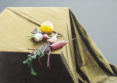 John Meyer, 'Vegetables On A Table'
