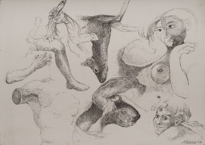 Andrew Kayser, 'Sketch 11', 2019
