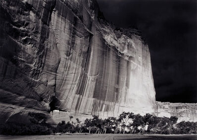 William Clift, 'White House Ruins, Canyon de Chelly, Arizona', 1975