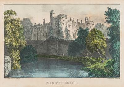 Currier & Ives, 'Kilkenny Castle', c. 1870