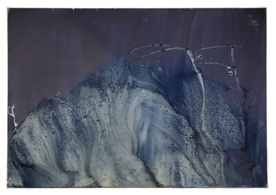Meghann Riepenhoff, 'Littoral Drift #1344 (Bainbridge Island, WA 04.08.20, Multiple Waves)', 2020