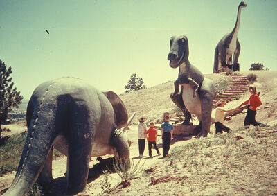 Amandine Freyd, 'Dinosauria'