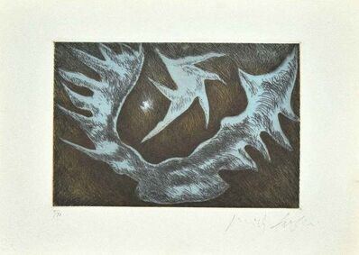 Pericle Fazzini, 'Northern Light', 1982