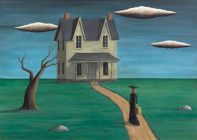 Gertrude Abercrombie, 'Coming Home', 1947