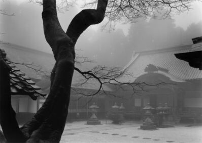 Paul Caponigro, 'Hiei-san, Temple, Kyoto, Japan', 1976