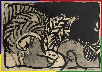 Pierre Alechinsky, 'Le chapeau du serpent à plumes', 1977-2021