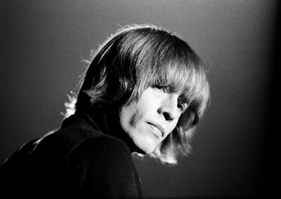 Gered Mankowitz, 'Brian Jones, 1965 - Brian Head Live', 1965