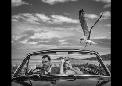 David Yarrow, 'Bodega Bay', 2020