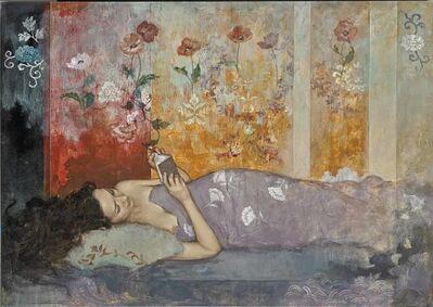Francois Fressinier, 'The Reading Room', 2015