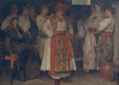 Fedir Krychevskyi, 'Bride', 1910