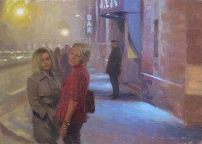 Aldo Balding, 'Night 5: Ibar Fog', 2016