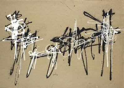 Achille Perilli, 'Abstract', 1957