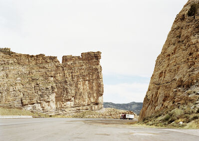 Victoria Sambunaris, 'Untitled (Castle Gate), Carbon County, Utah', 2018