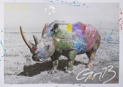 Arno Elias, 'Rhinoceros', 2017