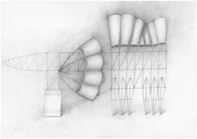 Theo Jansen, 'Combinatie Ordis en Bruchus', 2018