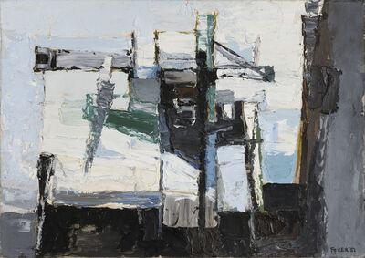 Paul Feiler, 'Atlantic Island', 1952
