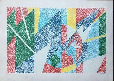 Claudio Tozzi, 'Mosaico', ca. 1980