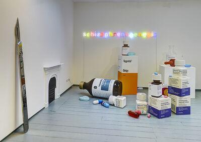 Damien Hirst, 'Schizophrenogenesis', 2014